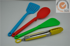 4pcs 430 kitchens utesils & silicone tools