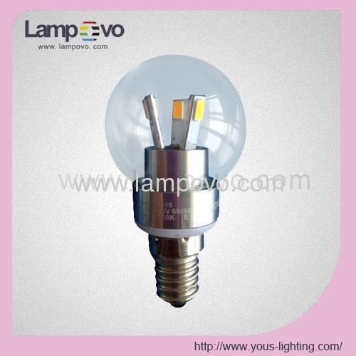 E14 E27 3.5W 3W 4W 6Pcs SMD5630 200LM LED SPOTLIGHT