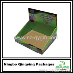 Corrugated Retail Display Boxes