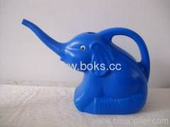 2013 2.2L plastic elephant watering cans