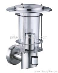 Stainless-steel Sensor Lamp PD-PIR011