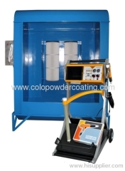 electrostatic spray equipment manufacturers