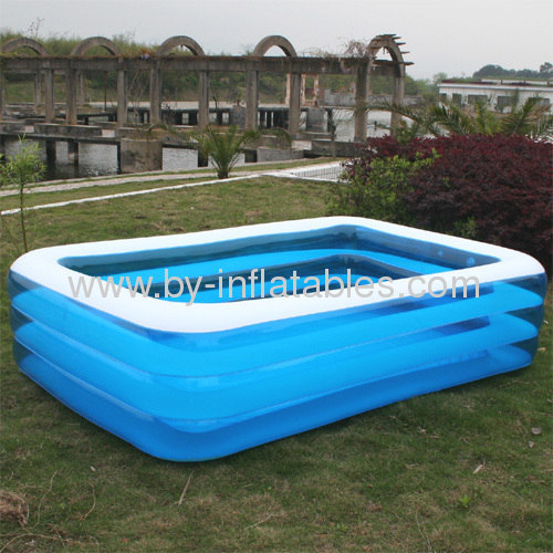 3 Rings Inflatable Swimming Pool From China Manufacturer Ningbo Baoying Recreation Products Co