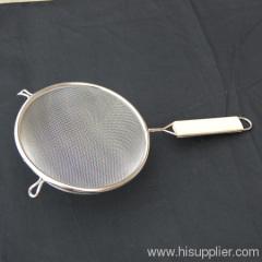 New design fry strainer&Oil strainer&stainless steel strainer