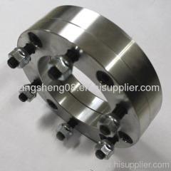 5-lug to 6-lug conversion adapter