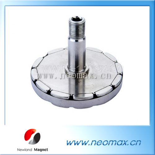 Permanent magnet dc motor from china manufacturer ningbo for Permanent magnet motor manufacturers