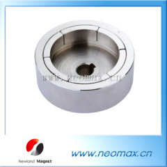 Perament Magnet for motor