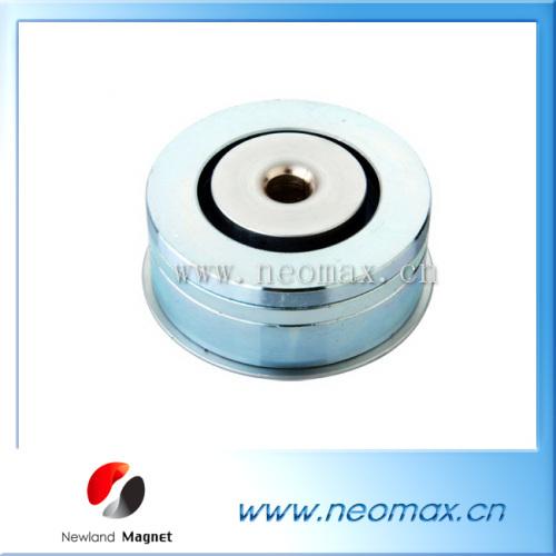 Permanent NdFeB speaker magnets