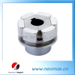 permanent rotor part magnet