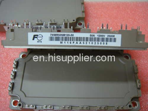 7mbr50sb120-50 fuji electric igbt module