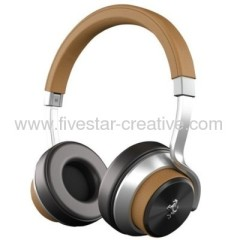 Ferrari by Logic 3 Cavallino T250 Headphones-Tan