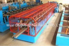 Single Side Adjustable C Purlin Roll Forming Machine