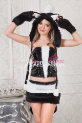 Beautiful The bald eagle cosplay costume ZF-056