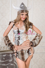 cospaly costume Beautiful Bull Demon King costume ZF-052