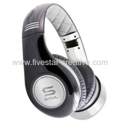 Soul by Ludacris SL300 Headband Headphones Black