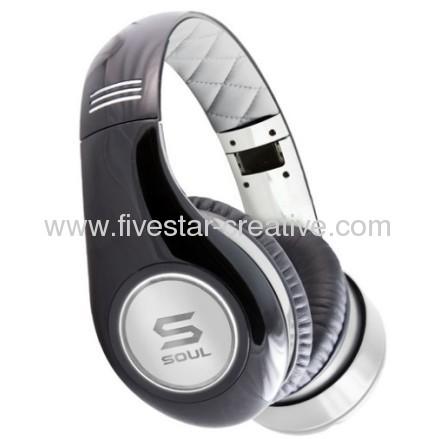 Soul by Ludacris SL300 Headband Headphones Black