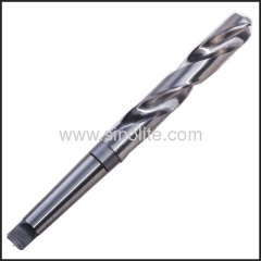 Bright finish HSS taper shank drill bits DIN345