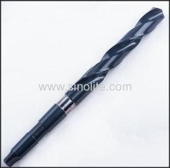 HSS taper shank drill bit DIN345