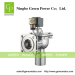 "1"" flange type pulse valve"