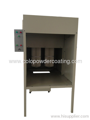 high quality powder coat paint booth