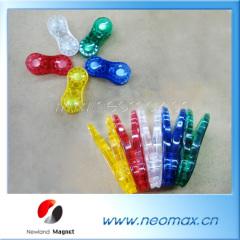 Neodymium Plastic Magnetic Clip