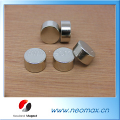 Magnet for neodymium permanent