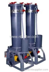 "20"" 4pcs chromic acid plating equipment"
