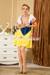 Beautiful Snow White cosplay costume ZF-006