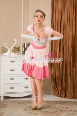 Beautiful princess cosplay costume ZF-049