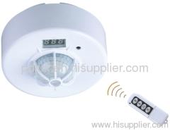Infrared sensor remote controller