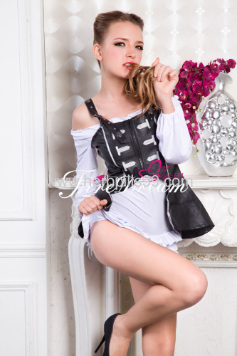 Beautiful pirate cosplay costume ZF-022