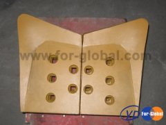 Komastu spare part dozer end bits 144-70-11251 144-70-11261