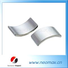permanent segment NdFeB magnet