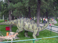 adventure park adventure world infrared dinosaur