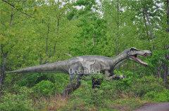 animatronic dinopark dinosaurs animatronic dinosaur model