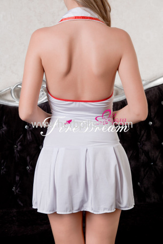 sexy products sexy lingeriecospaly costume Beautiful nurse cosplay costume ZF-046