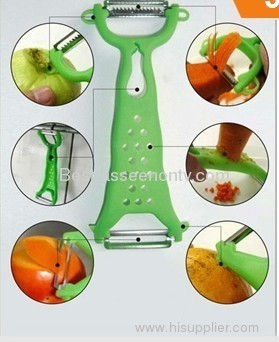 Multifunctional vegetable fruit peeler/zester/cutter Potato
