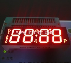 oven led display;digital oven timer led display; oven 7 segment