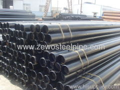 Hot Rolled ASTM A53 & A106 Carbon Seamless Steel Pipe