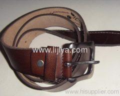 leather belt making machine