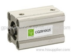 CQ2B compact pneumatic cylinder