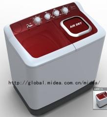 twin tub washing machine /semi automatic/top loading/dryer