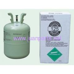 R125 Refrigerant (pentafluoroethane R125)