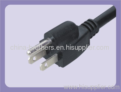 Japanese Plug to IEC-320 C-13 8FT International Power Cord 1