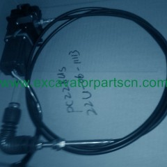 22U-06-11113 STEPPER MOTOR ASSY