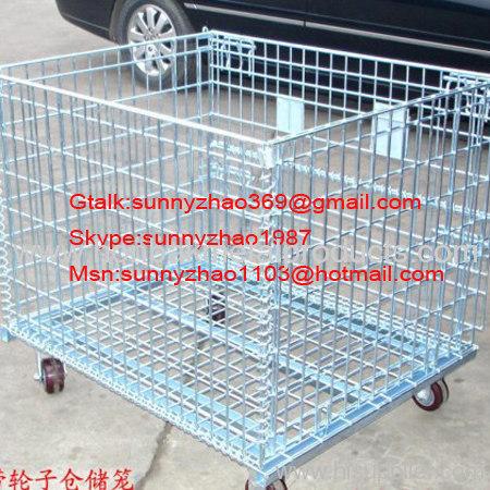 Shopping wire basket/Supermarket wire basket