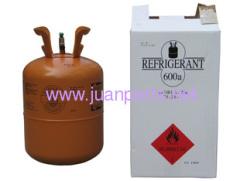 Refrigerant R600a (isobutane R600A)