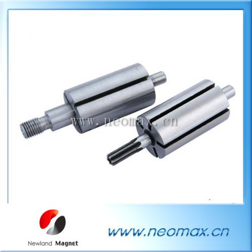 Permanent NdFeB Motor rotor
