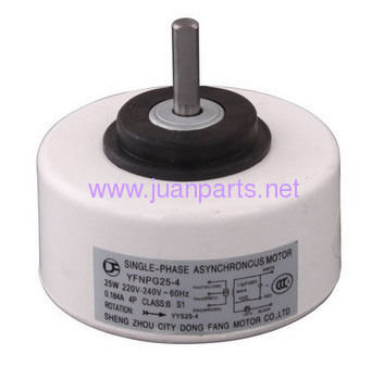 Indoor air conditioner fan motor from china manufacturer for Dc motor air conditioner