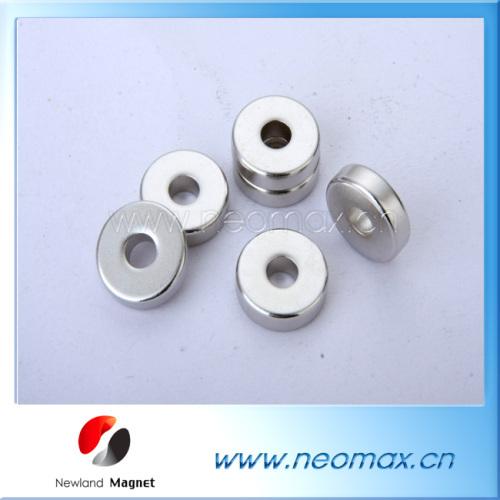 segment Ni coating neodymium magnets